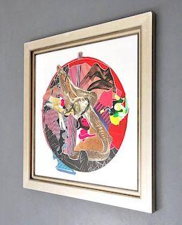 Frank Stella Work, Signed Edition