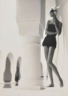 Diane Arbus Gelatin Silver Print