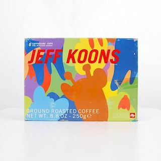 Jeff Koons Espresso Set