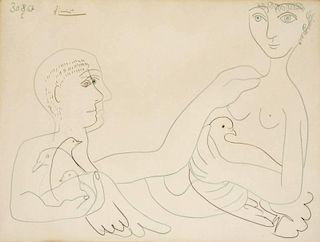 Pablo Picasso Work