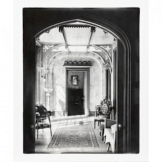 Walker Evans (1903-1975), Interior, 'Afton Villa,' St. Francisville, LA