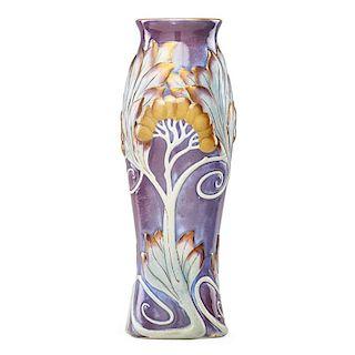 SARREGUEMINES Tall vase