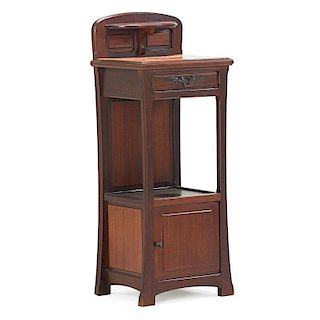FRENCH ART NOUVEAU nightstand