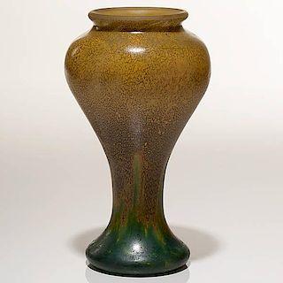 French Verreries Artistiques Vase