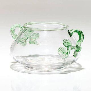 Steuben Mat-Su-Noke Vase