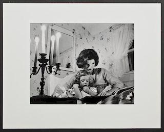 Alfred Eisenstaedt (1898-1995) Life Photo of Jackie Kennedy