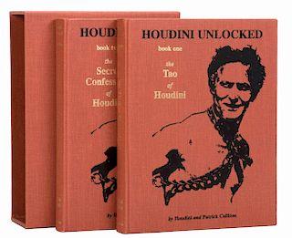 Culliton, Patrick. Houdini Unlocked.