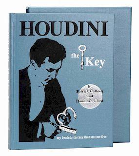 Culliton, Patrick. Houdini _ The Key.