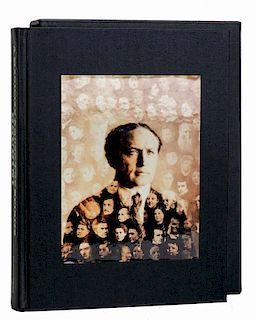 Houdini, Harry. A Magician Among the Spirits: The Original Manuscript. [Washington, D.C.]: Kaufman a