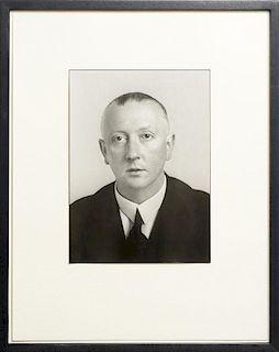 AUGUST SANDER (1876-1964): PORTRAIT