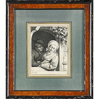 ADRIAEN JANSZ VAN OSTADE (Dutch, 1610-1685)