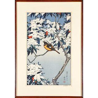 TOSHI YOSHIDA (Japanese, 1911-1995)