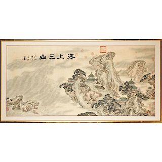 STYLE OF YUAN JIANG (active ca. 1690-1746)