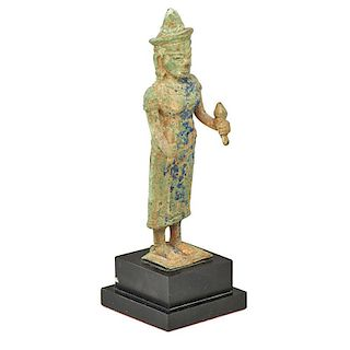 CAMBODIAN KHMER PARVATI SCULPTURE