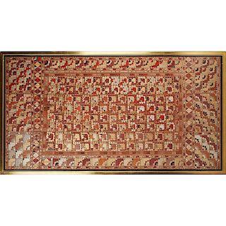 INDIAN SHAWL (PHULKARI)