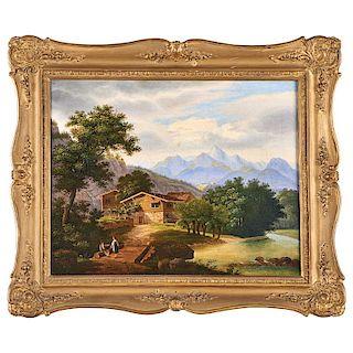 JAKOB ROEDLER (Austrian, 1803-1862)