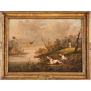 WILLIAM SAMUEL HOWITT (British, 1765-1822)