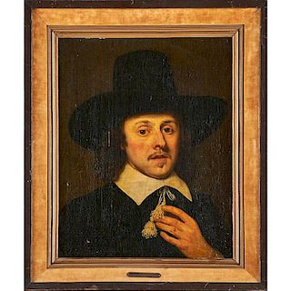 BARTHOLOMEUS VAN DER HELST(Dutch,1613-1670)(Attr.)