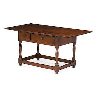 PENNSYLVANIA WALNUT TAVERN TABLE