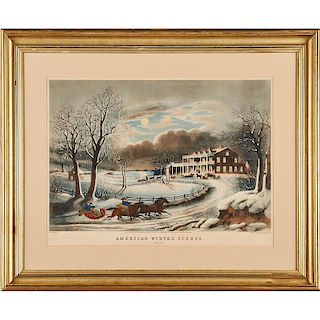CURRIER & IVES (American, 1857-1907)