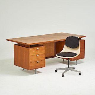 GEORGE NELSON; HERMAN MILLER; CHARELS & RAY EAMES