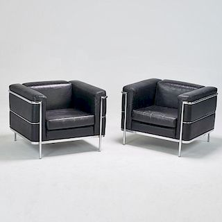 STYLE OF LE CORBUSIER; JACK CARTWRIGHT