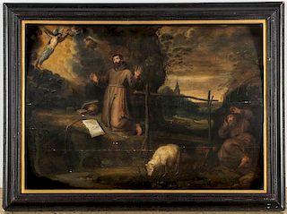 Circle of Sir Peter Paul Rubens
