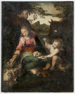 Manner of Federico Barocci (Italian, 1528-1612)