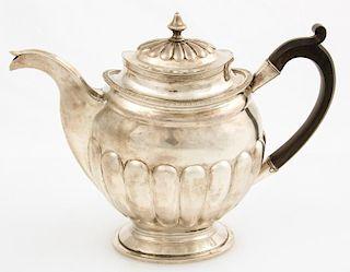 Russian Imperial 1826 Tea Kettle, Hallmarks