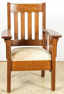 Harden Arts and Crafts Armchair