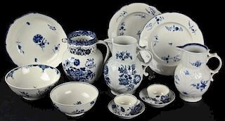 Collection of Chinese Export Porcelain