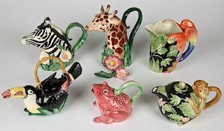 Fitz and Floyd Exotics Porcelain
