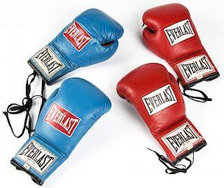 2 Pairs of Blue Horizon Heavyweight Fight Gloves