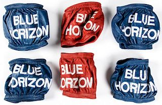 Blue Horizon Branded Lace Bands