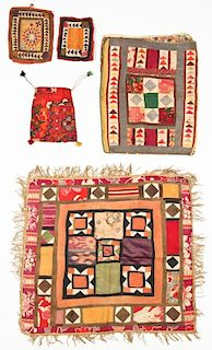 5 Central Asian and Indian Textiles