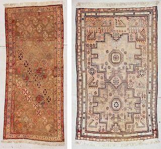 2 Caucasian Rugs