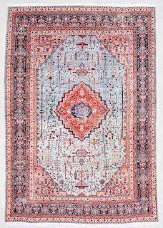 """Mansion-Size Turkish Rug: 11'10"""" x 16'10"""" (361 x 513 cm)"""