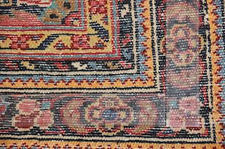 3 Persian Scatter Rugs