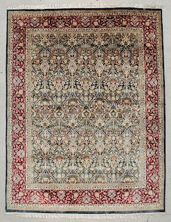 """Fine Arts and Crafts Style Rug:  7'10"""" x 10'2"""" (239 x 310 cm)"""