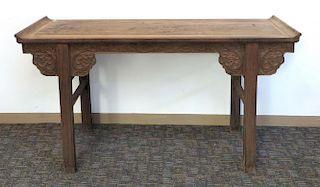 Hard Wood Altar Table