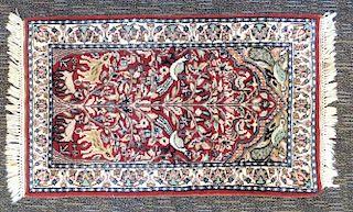 Oriental Throw Rug