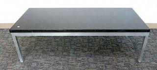 Modern Granite Top Table