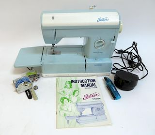 Fantasia Sewing Machine Model F7500e