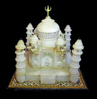 Small Taj Mahal Sculpture