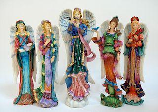 Lenox Bisque Ware Angel Figurines