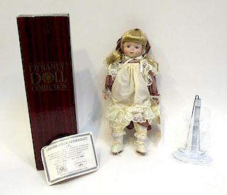 """Dynasty Doll """"Maggie"""" In Original Box"""