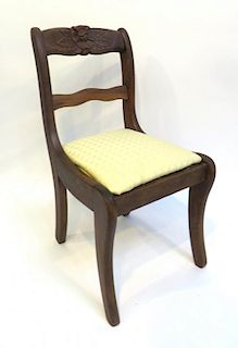 Antique Child's Chair