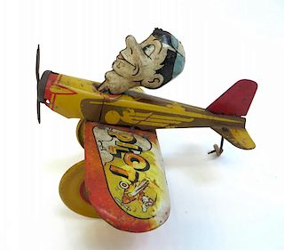Rookie Pilot Toy Airplane