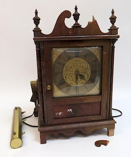 Electric Terry Clock