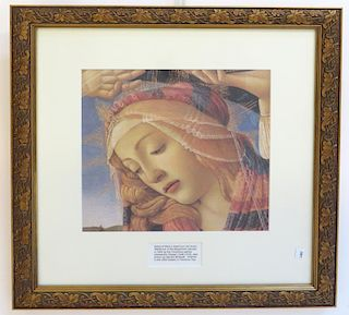 """Madonna The Magnificent"" Print"